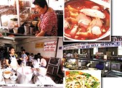 ร้านอาหารโซนธนบุรีปากท่อ